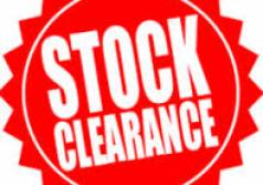 ✨Stock Clearance✨